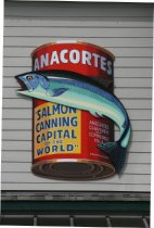 Image of 2015.059.063.001-.003 - Mural of Salmon Can
