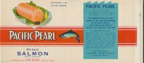 Image of Pacific Pearl salmon