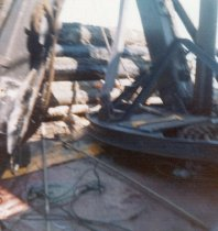 Image of D.XXV.168.007 - debris and logs on W.T. PRESTON