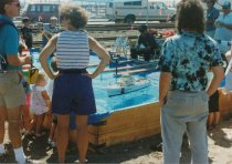 Image of D.XXV.181.A,B - Children's boat pool, 1990