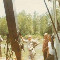 Image of D.XXV.160 - Al Becker, Stan Nelson, and Wes Crisp