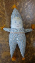 Image of Handmade star shaped doll