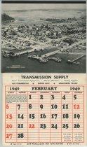 Image of 1996.003.007.A - Calendar