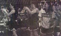Image of 2015.096.009 - 1991 Women's state basketball tournament