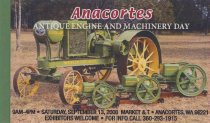 Image of Business card, Machinery Show 2008