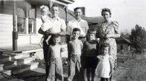 Image of Hauber and Kuntz families
