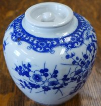 Image of Chinese ginger jar