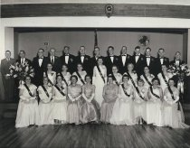 Image of Women's Elks auxiliary installation