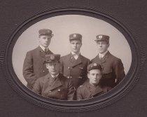 Image of D.III.103 - early Anacortes firemen