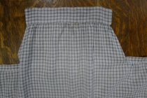 Image of bib of apron