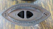 Image of Colebrookdale Iron Co. flatiron