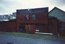 Image of D.IV.180.001-.003 - Anacortes Junk Company on 2nd Street
