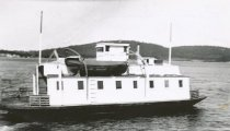 Image of ferry GUEMES