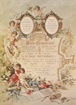 Image of 1997.004.002 - Certificate, Marriage