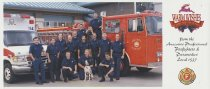 Image of 2002.010.014.001 - Christmas card from fire department