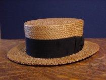 Image of 2003.059.003 - Hat, Straw