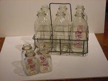 Image of 2003.062 - Milk Bottles