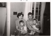 Image of Satko son and family 1956
