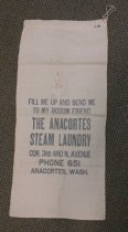 Image of Anacortes Steam Laundry bag
