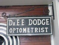 Image of Dodge sign