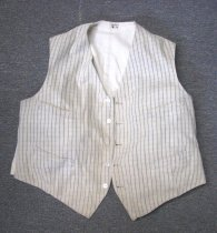 Image of man's vest