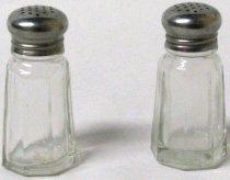 Image of salt shakers
