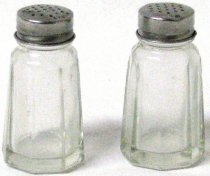 Image of salt shakers