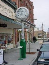 Image of Leadbetter Clock
