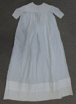 Image of fic.0764 - Gown, Baptismal
