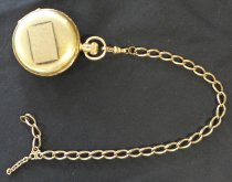 Image of pocket watch and fob