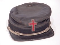 Image of chaplain's cap