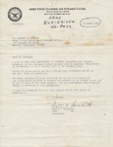 Image of letter of commendation
