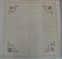 Image of Tablecloth for card table