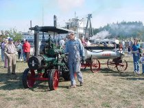 Image of 2015.059.143.001-.048 - Steam & Gas Engine Day, 2001