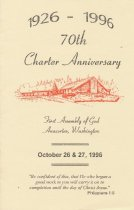 Image of 70th Anniversary booklet