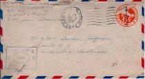 Image of World War II envelope