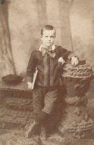 Image of portrait of a boy