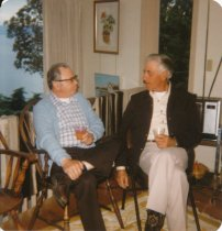 Image of John Tursi and Leonard Munks