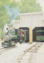 Image of Anacortes Railway postcard