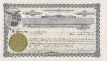Image of 2017.006 - Certificate, Stock