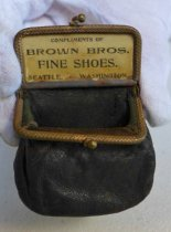 Image of Brown Bros. coin purse