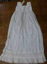 Image of Petticoat for christening dress
