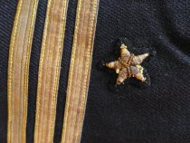 Image of Navy uniform jacket