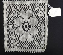 Image of Square lace doilies