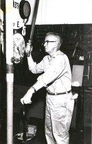 Image of Chief Engineer Ralph Little