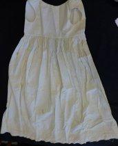 Image of Muslin baby's petticoat