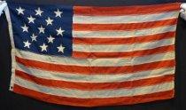 Image of 13-star U.S. flag