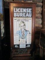 "Image of ""License Bureau"""