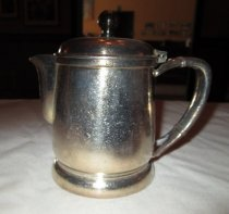 Image of Individual tea pot