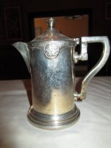Image of Individual tea pot